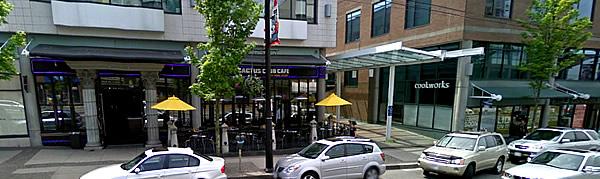 Memphis Blues Cafe Vancouver
